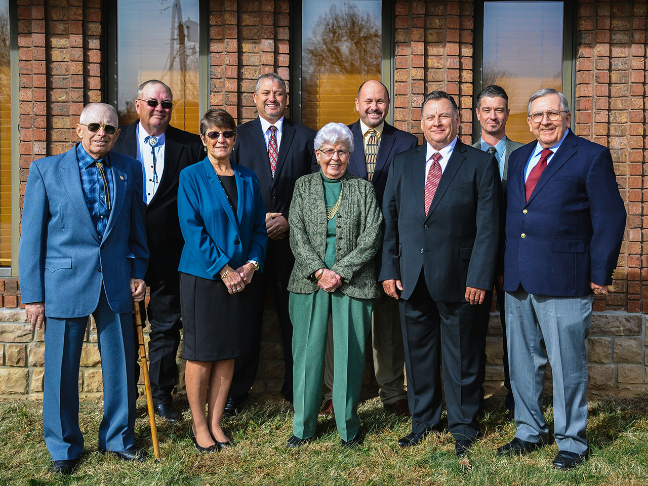 Current BMI Board of Directors