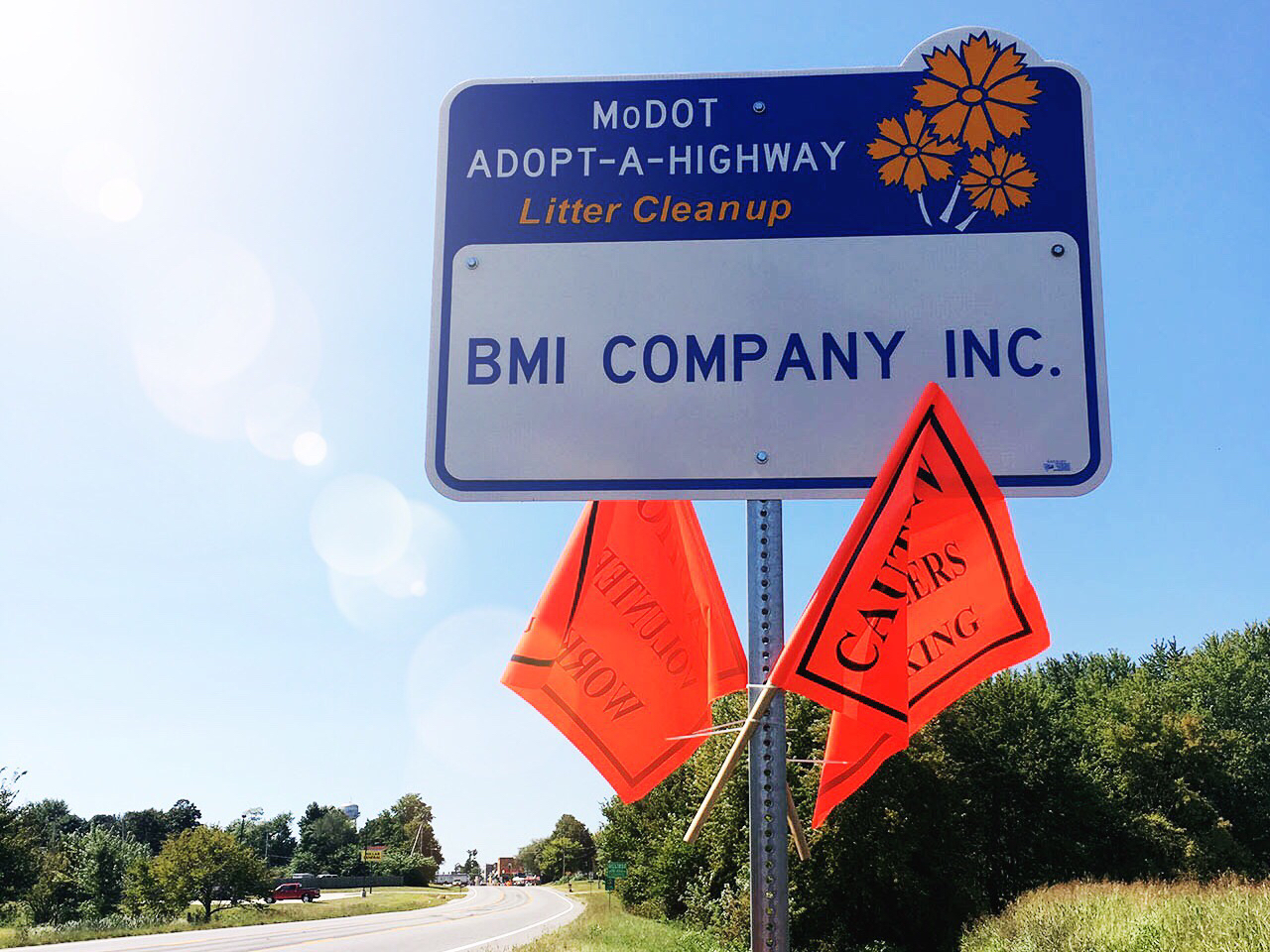 BMI Adopts a Highway