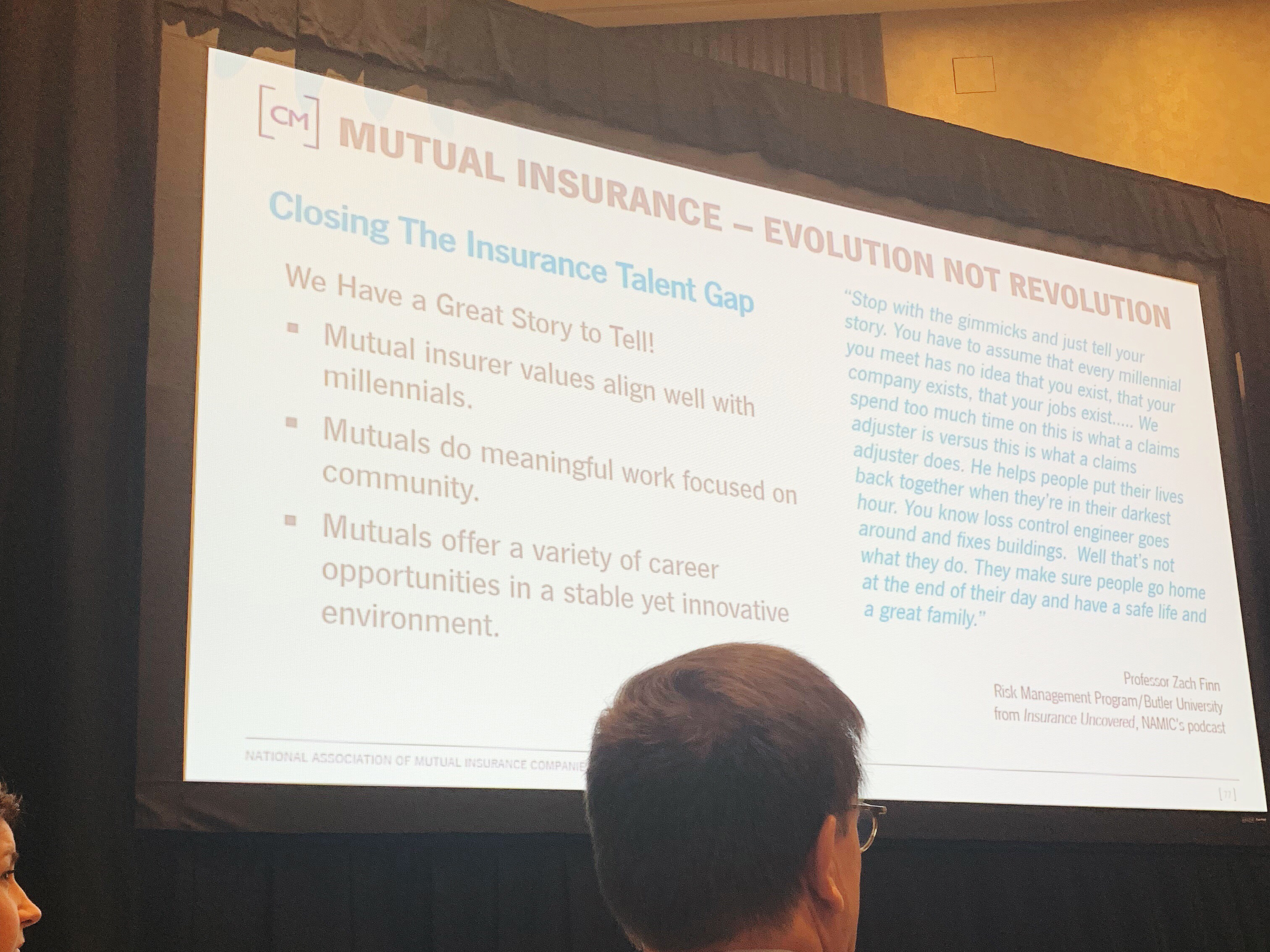 Insurance Marketing: What We Learned at This Year's NAMIC Conference
