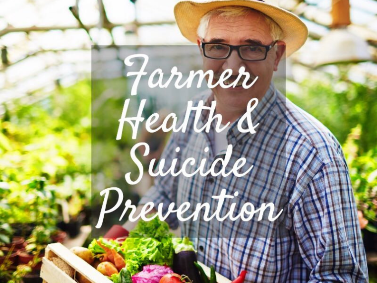 National Farm Safety and Health Week: Farmers Health and suicide prevention